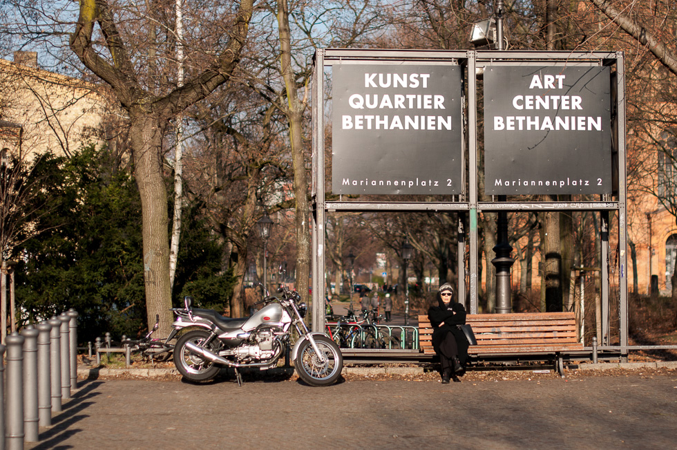 Luisenstadt - Kunst Quartier Bethanien