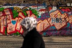 Luisenstadt - Graffiti 1