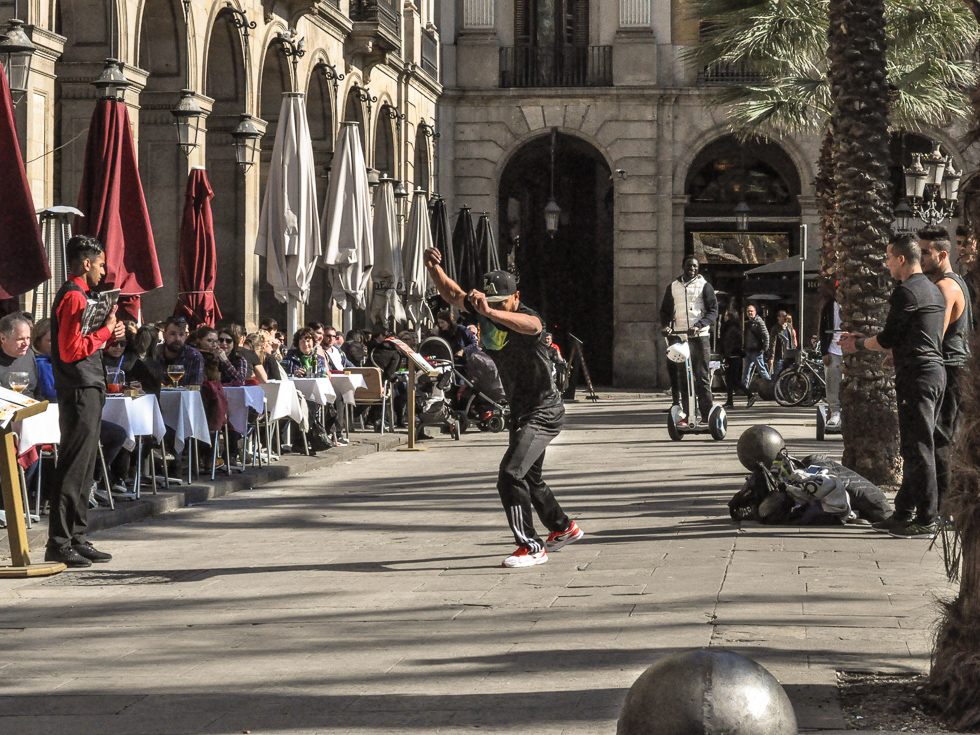 Barcelona - Breakdance