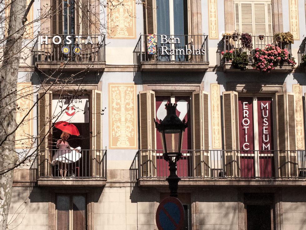 Barcelona - Erotikmuseum