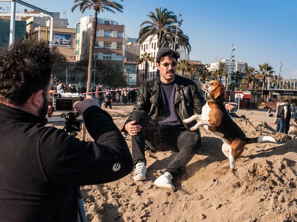 Barcelona - der Shooting Star