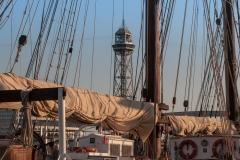 Barcelona - Schulsegelschiff