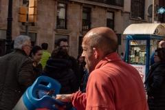 Barcelona - der Biermann